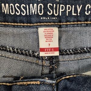 Mossimo Supply Co. Shorts - Mossimo Suply Co  Jean Short Size 7